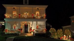 McAdenville, North Carolina Has Some Of America's Most Marvelous Holiday Light Displays
