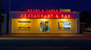 Since 1965, Rocky & Carlo's Has Been Serving Some Of The Biggest Portions Near New Orleans