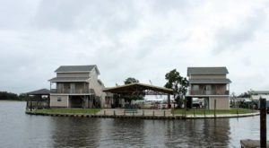 Rent A Bayou-Side Cabin For A Relaxing Weekend At Jean Lafitte Harbor Near New Orleans