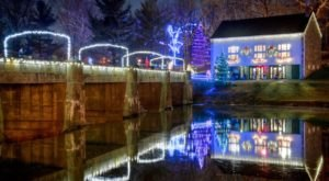 7 Christmas Light Displays In Pennsylvania That'll Immediately Get You In The Holiday Spirit