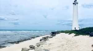 The Little-Known Barbers Point Lighthouse Is A Beautiful Place To Relax