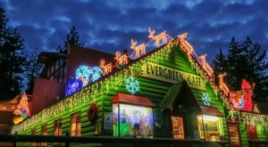 Wrightwood, The One Christmas Town In Southern California That's Simply A Must Visit This Season
