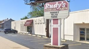 The Pierogies At Rudys Strudel & Bakery In Cleveland Are Made From Scratch Every Day