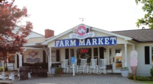Try Homemade Egg Nog, Ice Cream, And More When You Visit The Homestead Creamery Farm Market In Virginia