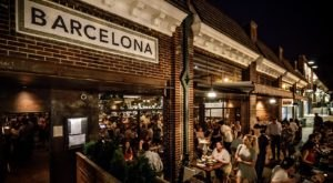 Share A Meal Of Delicious Small Plates At Barcelona Wine Bar, A Gorgeous Mediterranean Restaurant In Nashville
