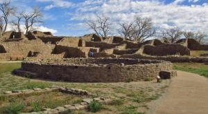 Explore The Ruins Of A 400-Room Ancient Village At Aztec Ruins National Monument In New Mexico