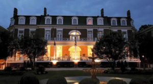 Spend The Night Inside An Allegedly Haunted House When You Visit The Historic Martha Washington Hotel In Abingdon, Virginia