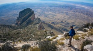 Traverse 80 Miles Of Walkable Wilderness At The Highest Point In Texas, Guadalupe Mountain National Park