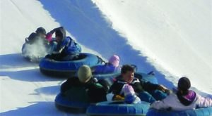 The Longest Snow Tubing Run In Minnesota Can Be Found At Mount Ski Gull