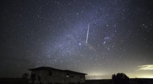 One Of The Biggest Meteor Showers Of The Year Will Be Visible In Florida In December