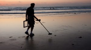 Coin Beach In Delaware Is One Of The Best Places To Go Metal Detecting In The U.S.