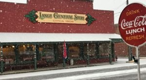 Lange General Store In Missouri May Transport You To Another Era