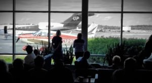 Watch Planes Take Off While You Dine At Pat O'Malley's Jet Room In Wisconsin