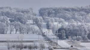 The Recent Record-Breaking Snow Storm Proves That Winter Has Officially Hit In Iowa