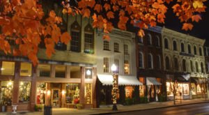 Visit Franklin, The One Christmas Town Near Nashville That's Simply A Must Visit This Season