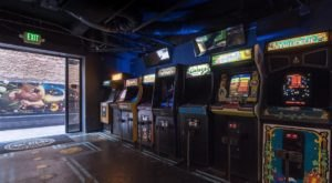 There's An Arcade Bar In Northern California And It Will Take You Back In Time