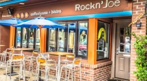 Get Your Java And Jive On At Rock N' Joe, A Rock And Roll Themed Coffeehouse In New Jersey