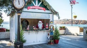 You'll Find Over 100 Unique Vendors At New Jersey's Largest Christmas Market On Lake Mohawk