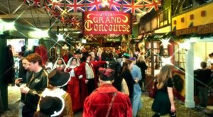 The Great Dickens Christmas Fair In Northern California Will Transport You To Victorian Times