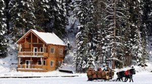 5 Scenic Places In Montana To Go For A Serene Sleigh Ride