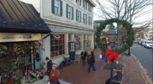 At Christmastime, Haddonfield, New Jersey Has The Most Enchanting Main Street In The Country