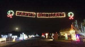 Plan A Visit Now To The Best Neighborhood Christmas Light Display In Idaho At Twin View Lane
