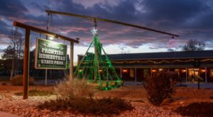 Step Back In Time And Enjoy An 1800s Christmas At Utah's Frontier Homestead State Park