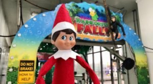 The Rainforest Car Wash Near Cleveland Totally Transforms Into A Winter Wonderland