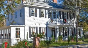 5 Festive Holiday Tour Of Homes In South Carolina Perfect For Decking The Halls With Holiday Cheer