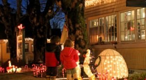 9 Reasons To Visit The Magical Small Town Of Blowing Rock, North Carolina At Christmastime