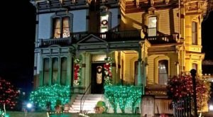 Kick Off The Holiday Season In Washington At Christmas At The Mansion
