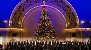 Adventure Through An Enchanted Wonderland Of Lights And Activities At Balboa Park December Nights In Southern California