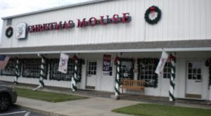 The Christmas Mouse Is A Year-Round Holiday Store That's Simply Magical This Time Of Year