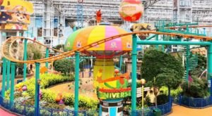 Nickelodeon Universe In New Jersey Is Now Open And Ready For Fun