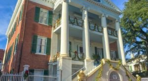 Choctaw Hall Just Might Be The Most Beautiful Christmas Hotel In Mississippi