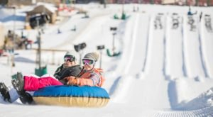 The Best Snow Tubing In The Area Can Be Found At Wisp Resort In Maryland