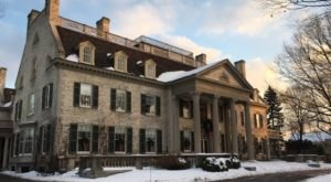 The George Eastman Museum In New York Gets All Decked Out For Christmas Each Year