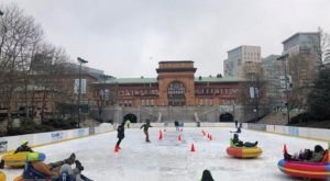 Bumper Cars On Ice Have Arrived In Rhode Island And They Look Like Loads Of Fun