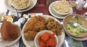 Lewis Cafe Is An Old-School Missouri Restaurant That Serves Some Of The Best Chicken Dinners