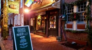Jessop's Tavern In Delaware Will Transport You To Another Era