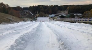 The Longest Snow Tubing Run In Georgia Can Be Found At Margaritaville At Lanier Islands