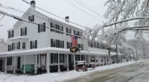 The Griswold Inn Just Might Be The Most Beautiful Christmas Hotel In Connecticut