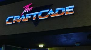 CraftCade Is An Arcade Bar In North Dakota That Will Take You Back In Time
