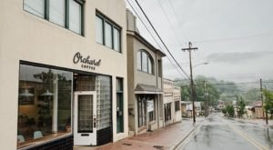Orchard Coffee In Waynesville, North Carolina Just Earned A Spot Among America's Best Coffee Shops