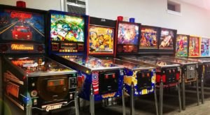 Play The Day Away At Gameseum, A Massive Hands-On Arcade And Museum In Pennsylvania