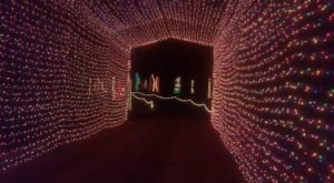 Drive Down Candy Cane Lane In Louisiana For A Magical Experience