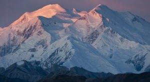 Be In Awe Of The Frozen Alaska Landscape At Denali National Park