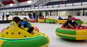 Bumper Cars On Ice Is Coming To New Jersey And It Looks Like Loads Of Fun