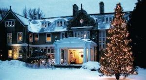 The Blithewold Mansion In Rhode Island Is A Magical Wintertime Experience