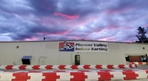 With 50-MPH Go-Karts, Pioneer Valley Indoor Karting In Massachusetts Offers An Adrenaline-Filled Escape Like No Other